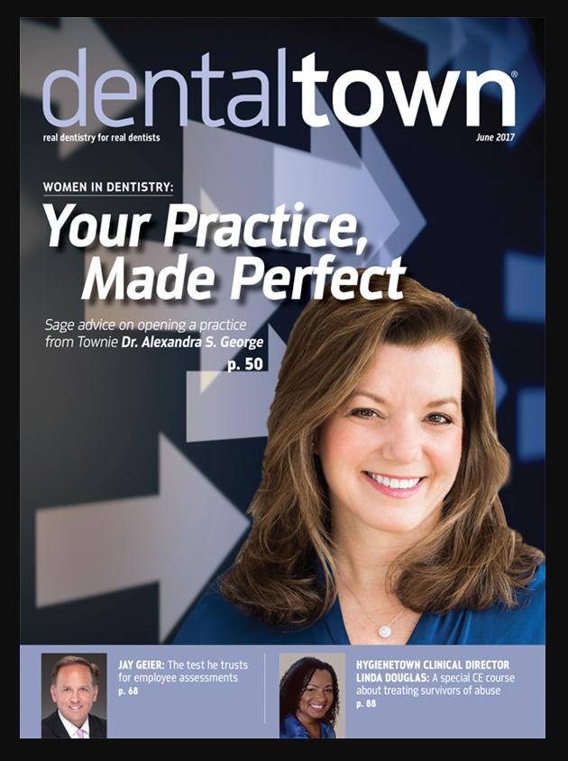 """ASI in """"DentalTown"""" - June 2017"""