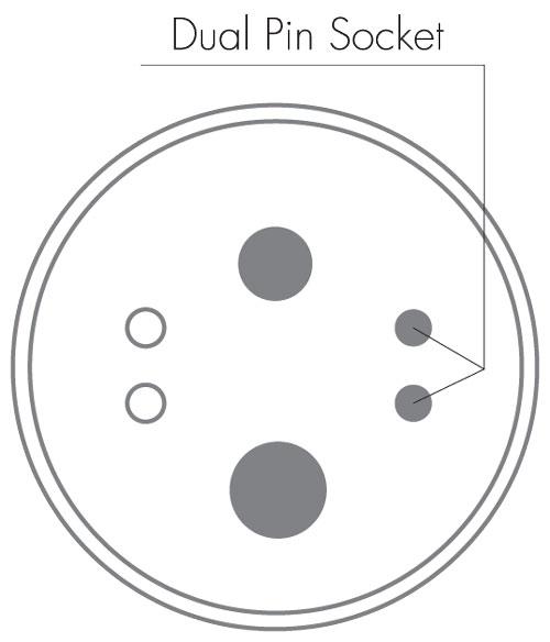 6-Pin Fiber Optics Integration