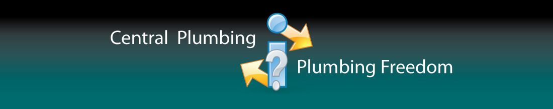 To Plumb or Not to Plumb