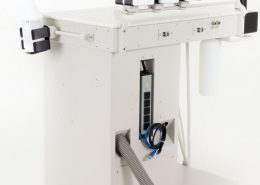 Recessed Electrical Power Supply