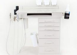 90-1045 Classic Series Dental Assistant's Cart