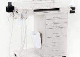 90-1045 Classic Series Assistant's Cart