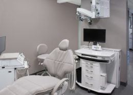 Dr. Parry's Newest Treatment Suite