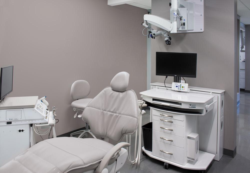Dr. Parry's Newest Treatment Suite
