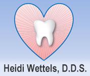 Dr. Heidi Wettels Logo