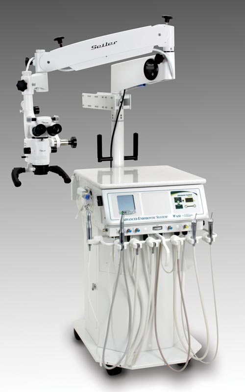 ASI Microscope CArt