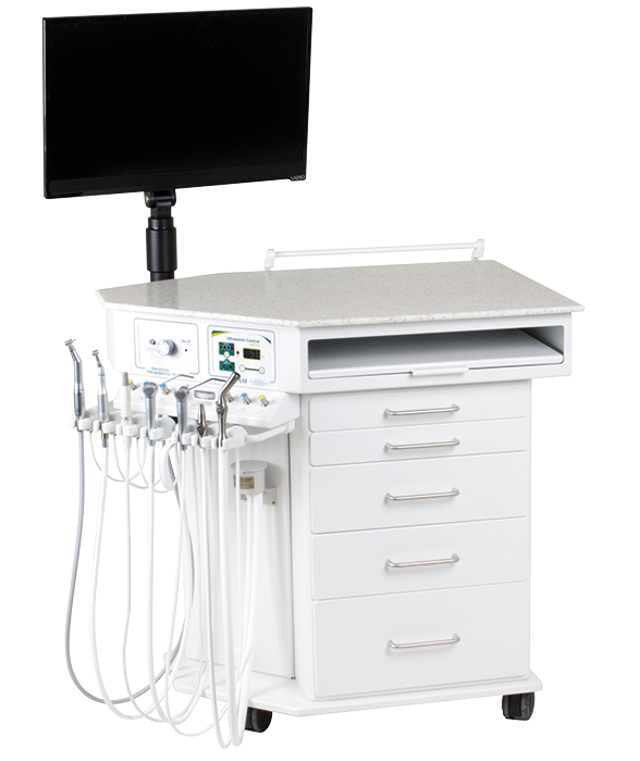 ErgoEdge Side Dental Delivery System, 90-2128