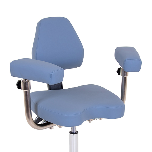 Dental Stool with Arms