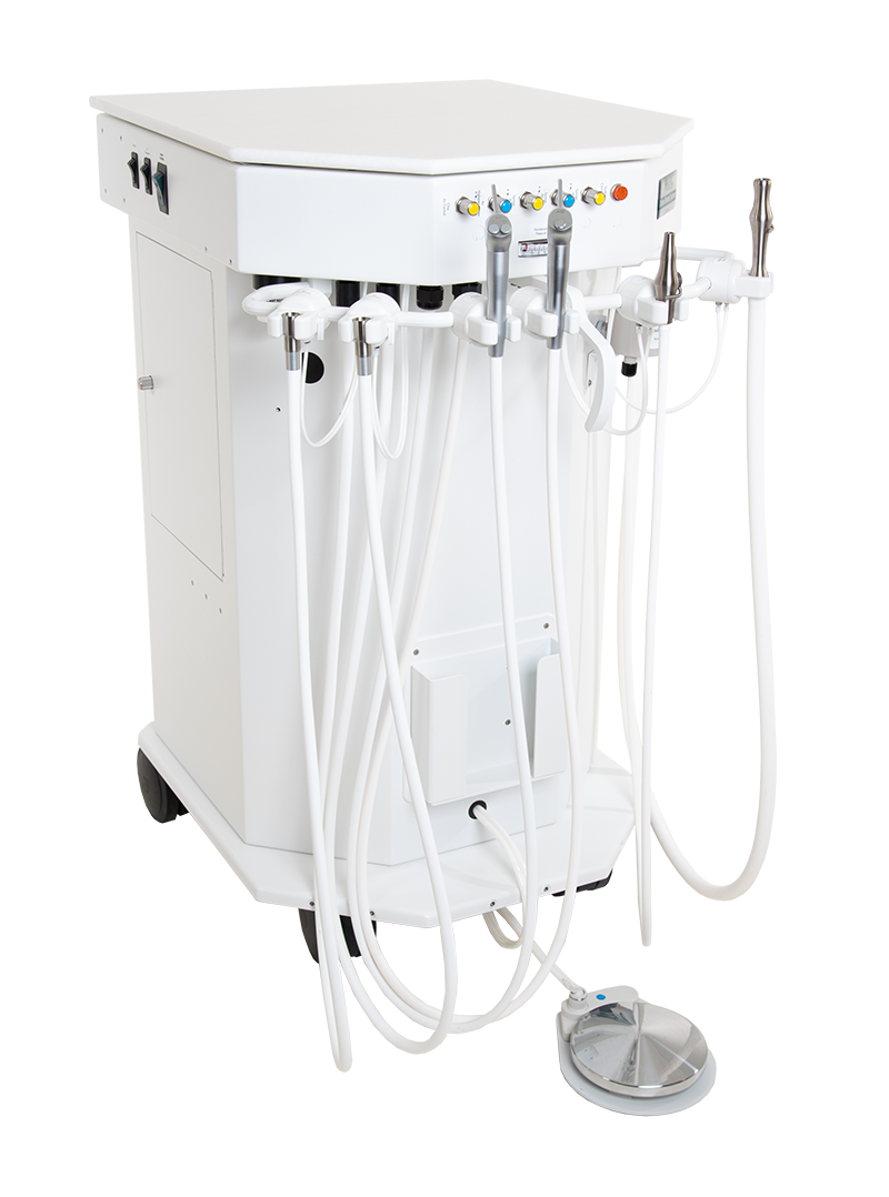 Triton portable dental unit