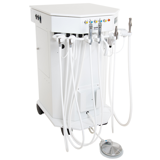 Self Contained Dental Hygiene Delivery Units