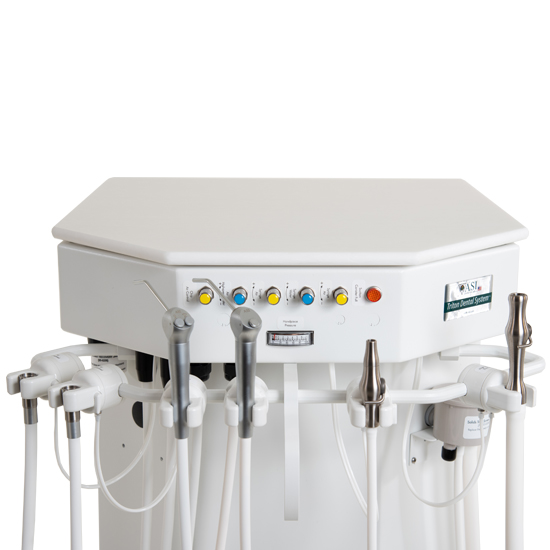 Mobile Dental Cart, Triton 90-2021