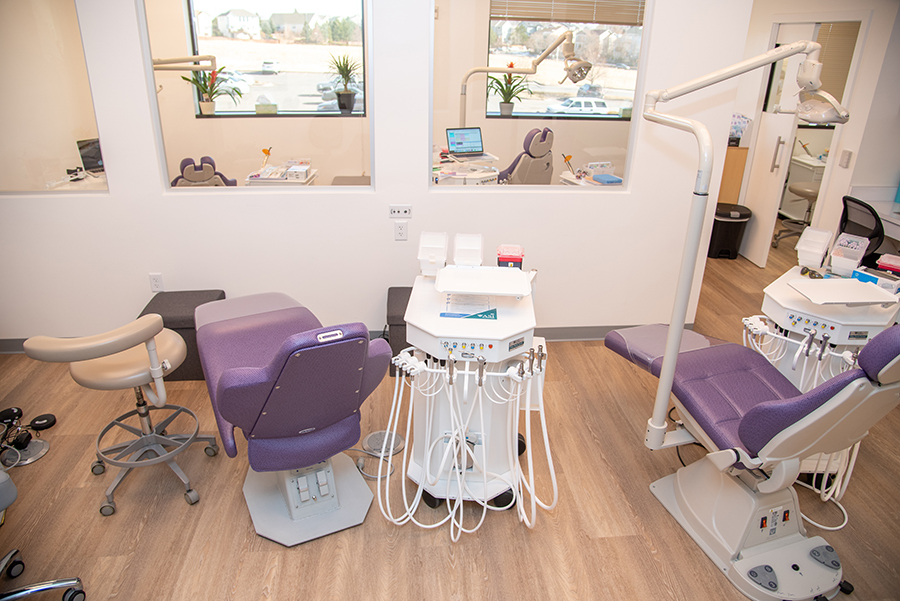 Pediatric Dental Delivery System, Dr Busch