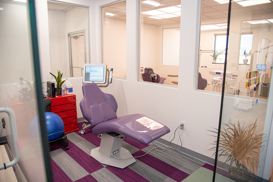 Orthodontic Dental Office Design, Dr Busch