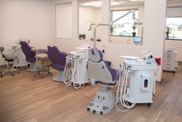Pediatric Dental Cart, Dr Busch