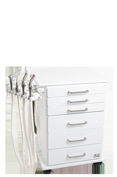 Mobile Dental Assistant Carts, 90-1021A