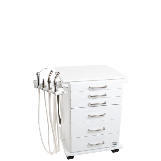 Mobile Dental Assistant Cart, 90-1021A