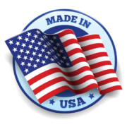 Made & Manufactured in the USA
