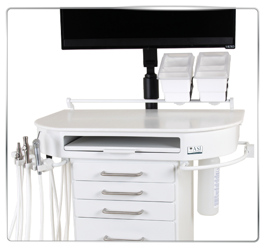 Dental Assistant Cart Systems