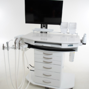 Designer Series Dental Assistant Delivery System Model, 90-1054