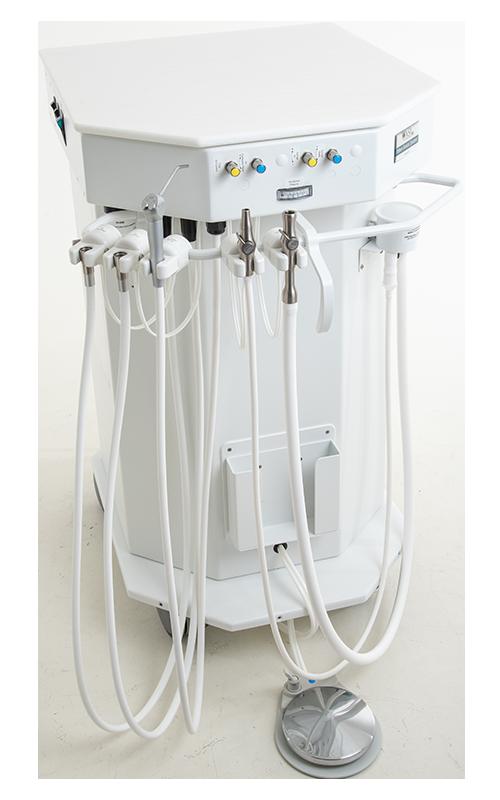 Orthodontic/Hygiene Dental Delivery System, 90-2021